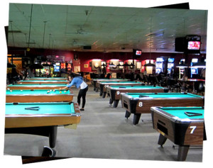 Come join the 9-ball tournament!