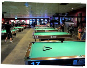 Good times at Jester's Billiards