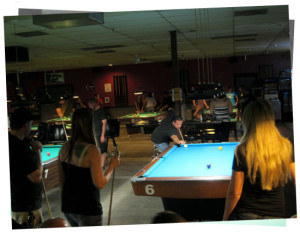 Jester's Billiards Get-A-Cue Pool Leagues