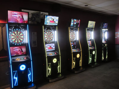 VSPHOENIX digital dart machines
