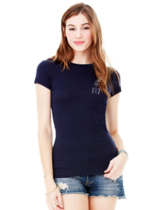 Jester's Billiards - Bella The Favorite Ringspun Cotton Tee