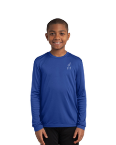 Jester's Billiards - Sport-Tek Youth Long Sleeve Competitor Tee