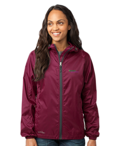 Jester's Billiards - Eddie Bauer Ladies Packable Shell Jacket