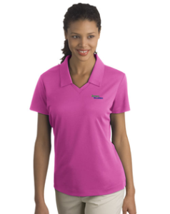 Jester's Billiards Nike Golf Women's Dri-FIT Micro Pique Polo