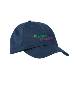 Jester's Billiards Queensboro Washed Twill Cap