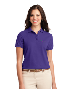 Jester's Billiards Port Authority Women's Silk Touch Pique Polo