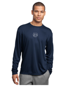Jester's Billiards Sport-Tek Long Sleeve Competitor Tee - YOUR PRICE: $22.95