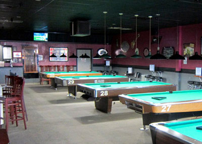 Smoking Room Jester's Billiards billiards darts craft beers