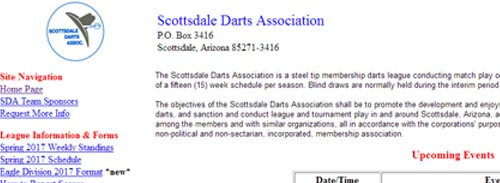 Scottsdale Darts Association Jester's Billiards billiards darts craft beers
