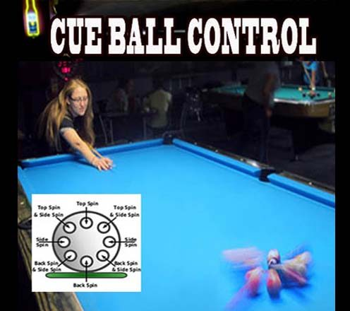 Do you know your Cue Ball Control Factors? - Jesters Billiards
