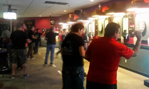 Steel Tip Darts League on Thursdays at Jester's Billiards