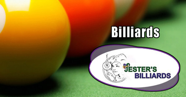 Billiards at Jester's Billiards