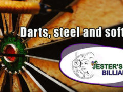 Darts at Jester's Billiards
