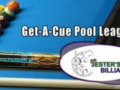 Jester's Billiards Get-A-Cue Pool Leagues