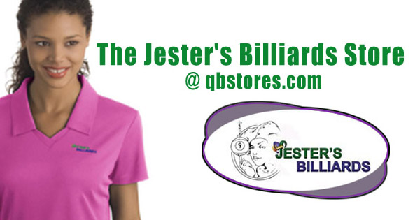 Jester's Billiards Online Store