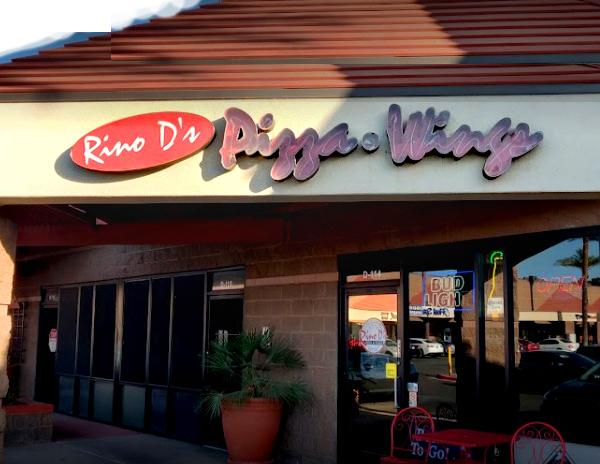 Rino D's Pizza & Wings in Gilbert, AZ
